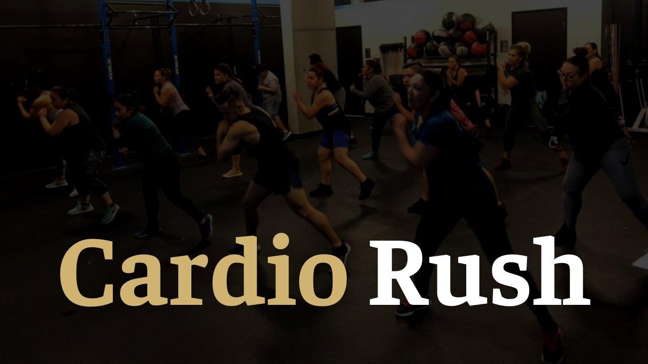 Cardio Rush Las Vegas