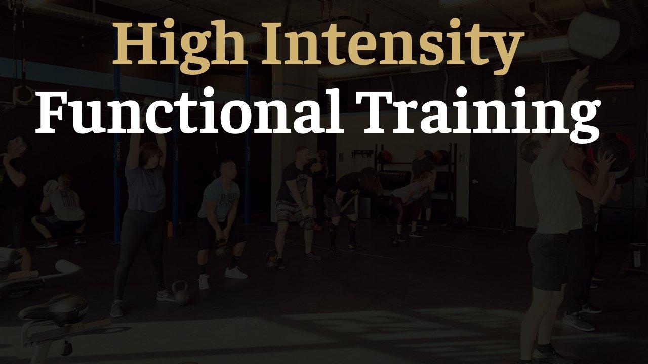 High Intensity Functional Fitness Las Vegas