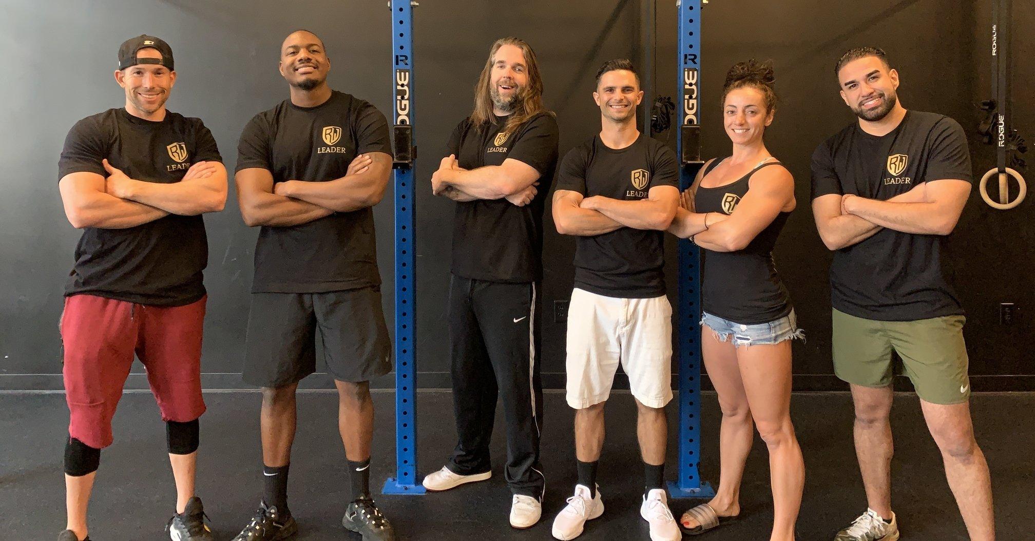 The Relentless Warrior Team